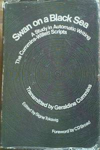 image of Swan on a Black Sea; A Study in Automatic Writing