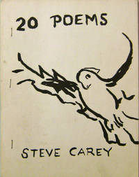 20 Poems (Inscribed by Carey and Signed by Notley)