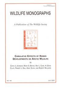 Cumulative effects of human developments on Arctic wildlife