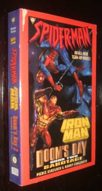 Spider Man And Iron Man Doom's Day Sabotage BookTwo
