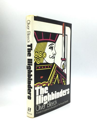 New York: William Morrow, 1974. First Edition. Hardcover. Fine/Fine. First edition, first printing. ...