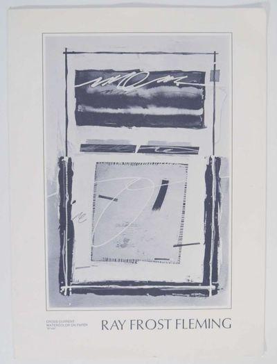 Birmingham MI: Robert L. Kidd Associates / Galleries, 1981. First edition. Exhibition brochure for a...