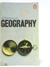 image of A Dictionary of Geography