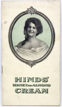 [ADVERTISING] HINDS' Honey and Almond Cream For the Face, Hands, Skin and Complexion