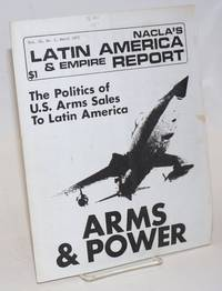image of NACLA'S Latin America and empire report: formerly NACLA newsletter