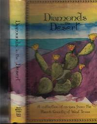 image of Diamonds In The Desert Collection of Recipes Fromt the Ranch Country of  West Texas