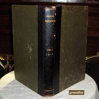 Rural Manhood, Volume I, 1910 (YMCA)