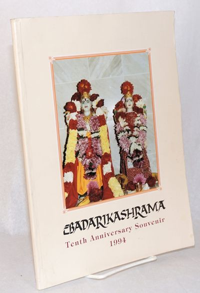 San Leandro: Badarikashrama, 1994. 96p., stiff pictorial wraps, 8.5x11 inches, illus., mild soiling ...