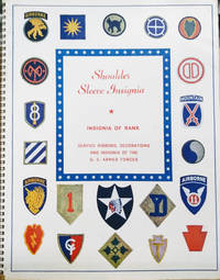 image of Shoulder Sleeve Insignia, Insignia of Rank:  Service Ribbons, Decorations  and Insignia of the U. S. Armed Forces