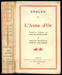 Les Metamorphoses Ou Lasne Dor De Luce Apulee Philosophe