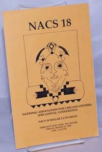 image of NACS 18 Luncheon [program]
