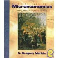 image of Principles of Microeconomics: Wall Street Journal Edition