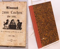 image of Almanach zum lachen für 1851: Mit 100 Illustrationen von W. Scholz und anderen