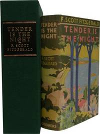 TENDER IS THE NIGHT by Fitzgerald, F. Scott - 1934. - from Quill & Brush and Biblio.com