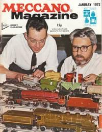 image of Meccano Magazine the Practical Boy's Leisure Time Magazine Vol. 57 No. 1