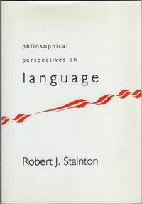 image of Philosophical Perspectives on Language