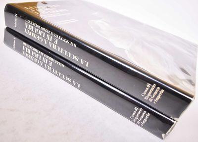 Genova: Cassa di Risparmio di Genova e Imperia, 1987. Hardcover. VG/VG. Two volumes of gray cloth bo...