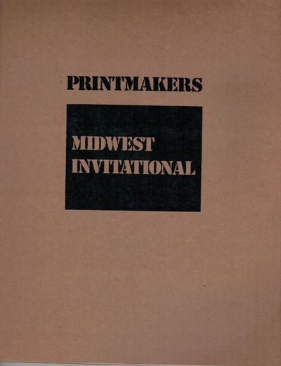 Minneapolis: Walker Art Center, 1973. First edition. Paperback. Orig. printed wrappers. Fine. 29 pag...