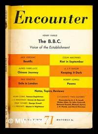 Encounter: August 1959: vol. XIII: No. 2