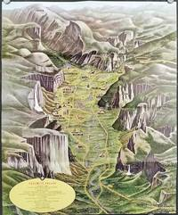 A Pic - Tour Map.  what to do...where to go...what to see... Yosemite Valley.   (Map title: Yosemite Valley.)