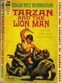 image of Tarzan And The Lion Man - F-212 : The Lord of the Jungle Meets His Double