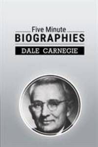 Five Minute Biographies