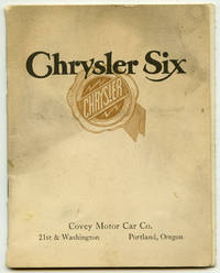 Chrysler Six Motor Cars