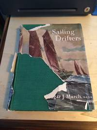 image of Sailing Drifters: The Story of the Herring Luggers of England, Scotland and the Isle of Man
