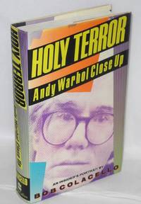 image of Holy terror; Andy Warhol close up