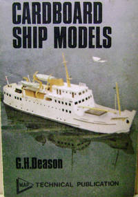 Cardboard Ship Models