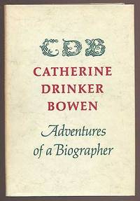Boston: Little, Brown, 1959. Hardcover. Fine/Fine. First edition. Fine in fine dustwrapper. Inscribe...