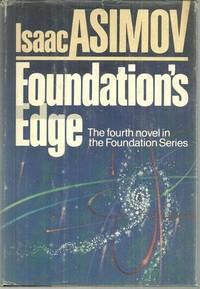 FOUNDATION'S EDGE, Asimov, Isaac
