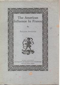 American Influence in France, The