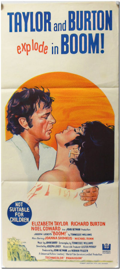 ;: Universal Pictures, 1968. Vintage brilliant color lithographed daybill poster (30 X 13.25