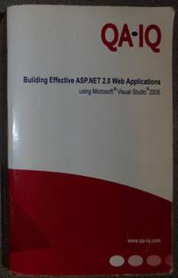Building Effective ASP.NET 2.0 Web Applications using Microsoft Visual Studio 2005