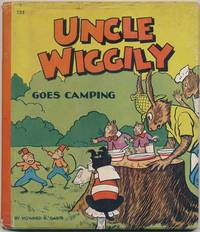 Uncle Wiggily Goes Camping or How the Skee and Pip Fell Into Trouble and How the Picnic Baskets Were Mixed Up also How Uncle Wiggily Gave the Bad Skee an Example in Arithmetic