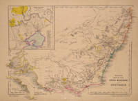 Bett's Family Atlas South Eastern Australia [with] Betts's Map of the Gold Regions of Australia