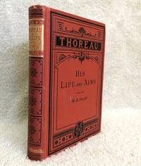 image of The Life of Thoreau: His Life and Aims [A Study]
