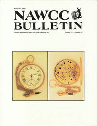 image of NAWCC Bulletin Volume 37/4 Number 297 August 1995