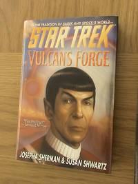 Vulcan's Forge (Star Trek)               1st ed/1st print