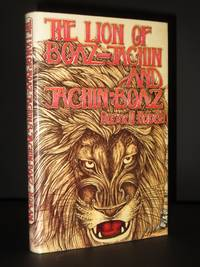 The Lion of Boaz-Jachin and Jachin-Boaz [SIGNED]