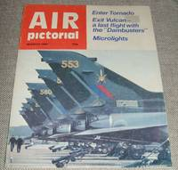 image of Air Pictorial for March 1982  Volume 44 No. 3