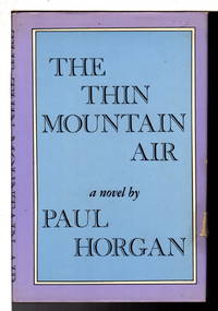 image of THE THIN MOUNTAIN AIR.