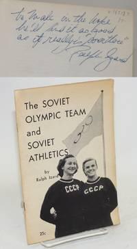 image of The Soviet olympic team and Soviet athletics
