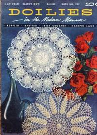 Doilies in the Modern Manner