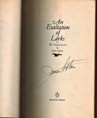 An Exaltation of Larks, or, The Venereal Game. Expanded Second Edition