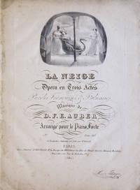 [AWV 8]. La Neige Opéra en Trois Actes Paroles Françiaises[!] & Italiennes... Arrangé pour le Piano Forte No. Prix: 36f. La Traduction Italienne est faite par Mr. Balocchi. [Piano-vocal score]