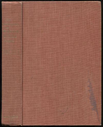 New York: Macmillan Company, 1964. Hardcover. Very Good. Second printing of the 1953 reissue. (origi...