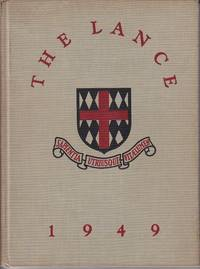 image of The Lance.  St. George's School - 1949  [Yearbook]
