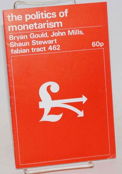 London: Fabian Society, 1979. Pamphlet. 19p., 5.5x8.5 inches, stapled pamphlet, pictorial wraps a bi...